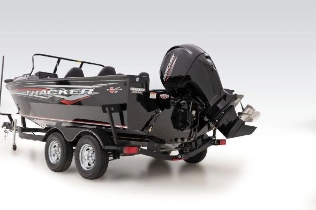Tracker Targa V-18 WT image