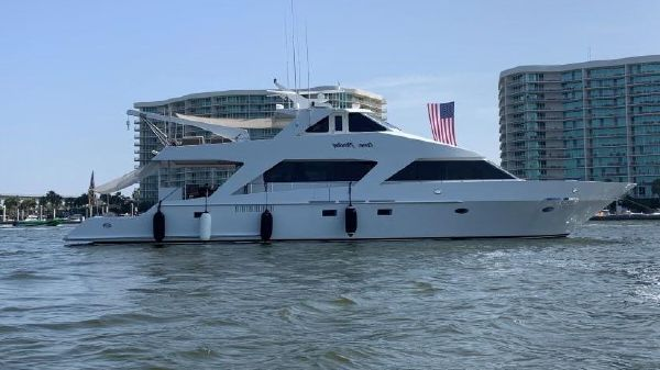 Breaux Brothers 82 Motor Yacht