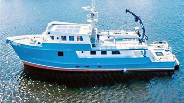 Ocean Voyager  Chagos