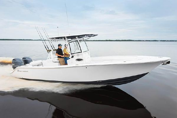 Sportsman Open 282 Center Console - main image
