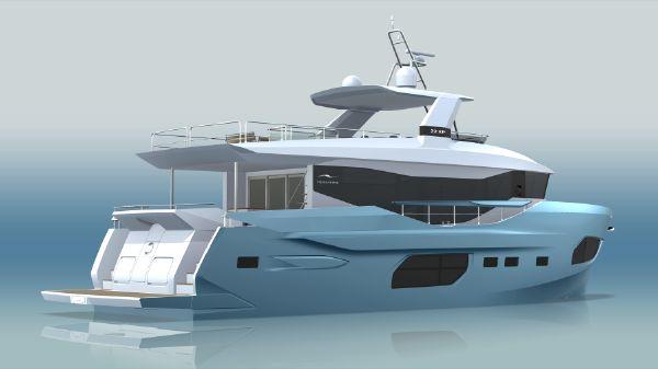 Numarine 22XP Hull #5