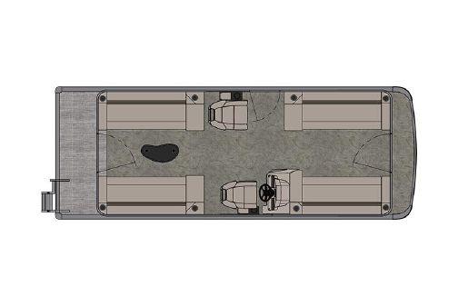 Avalon Venture Quad Lounger - 22' image