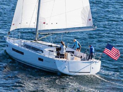 2020 Jeanneau<span>Sun Odyssey 490</span>