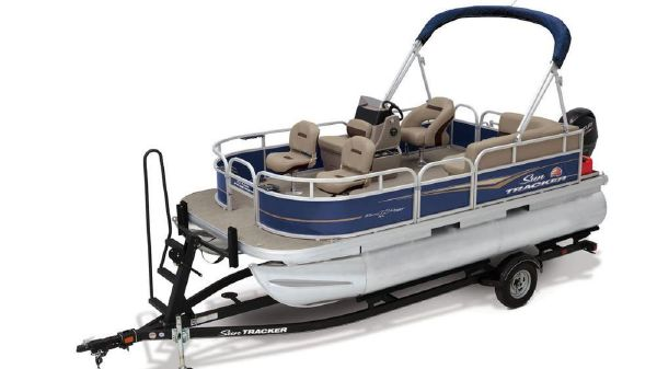 Sun Tracker BASS BUGGY 16 XL SELECT