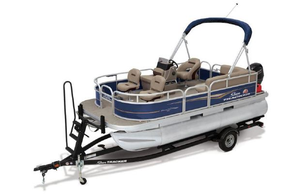 Sun Tracker BASS BUGGY 16 XL SELECT - main image
