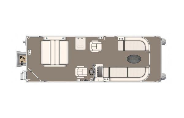 2021 Qwest LS 824 Splash Pad DS RW
