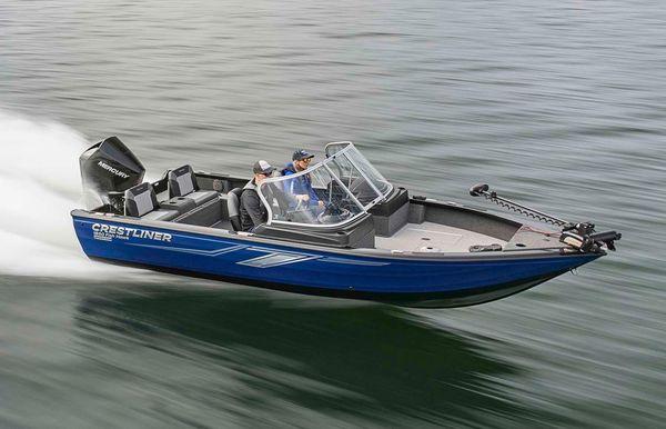 2020 Crestliner 1850 Fish Hawk WT JS