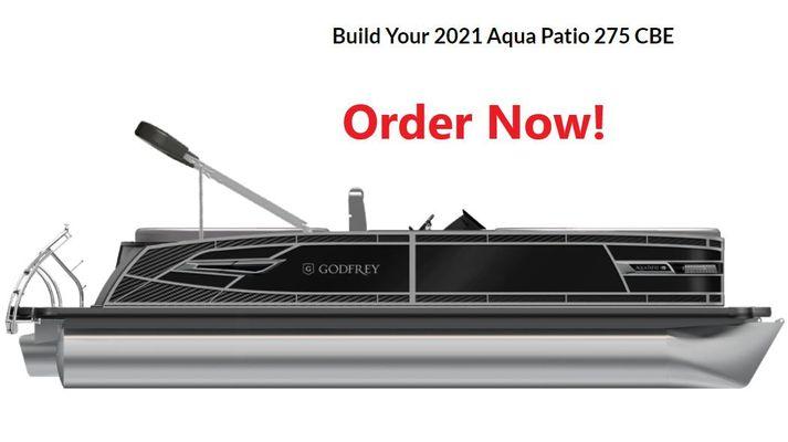Godfrey Aqua Patio 275 CBE - main image