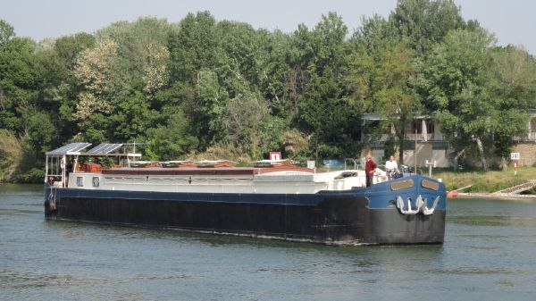 Strasbourg Peniche Luxury French Canal Barge