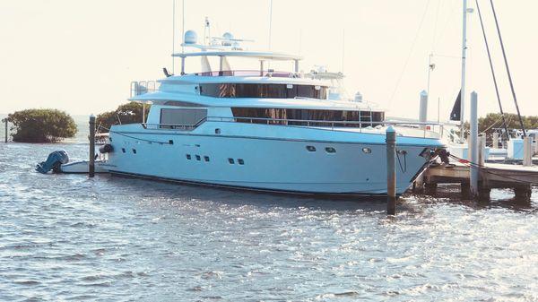 Johnson 87' Motor Yacht