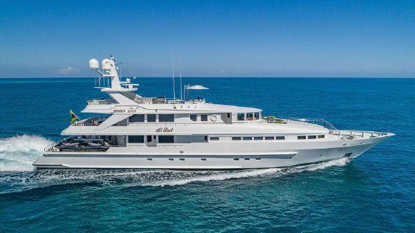 Heesen Tri Deck Motor Yacht