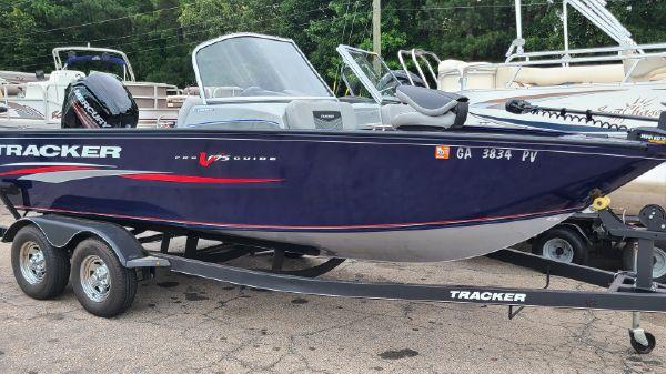 Tracker Pro 175