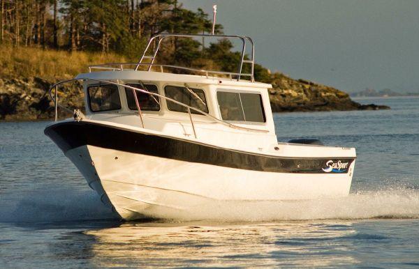 2021 SeaSport XL 2400