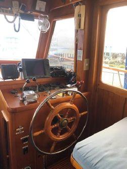 CHB Europa style trawler image