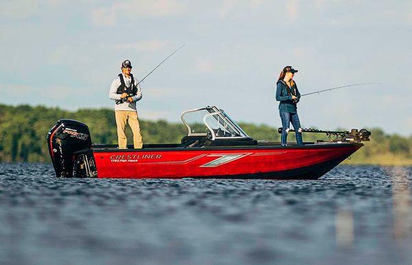 2020 Crestliner 1750 Fish Hawk WT