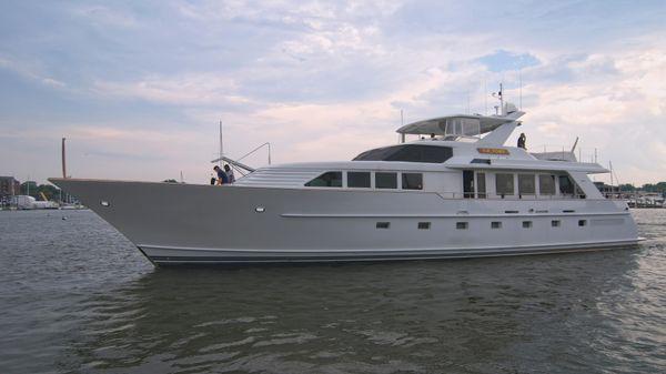 Burger Motor Yacht