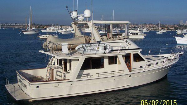 Offshore 48 Sedan 1997 Offshore Sedan