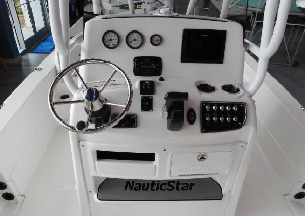 NauticStar 244 XTS Center Console image