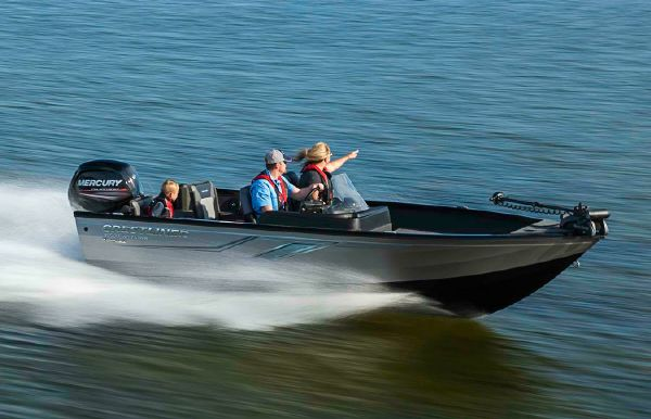 2020 Crestliner 1650 Fish Hawk SC