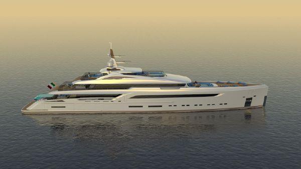 Custom Preferred Fincantieri Yachts