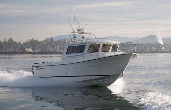 2021 SeaSport Kenai 2600