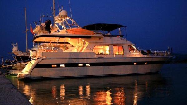 Tarquin Boats Trader 625 Fly