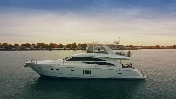 Princess 67 Flybridge Motor Yacht