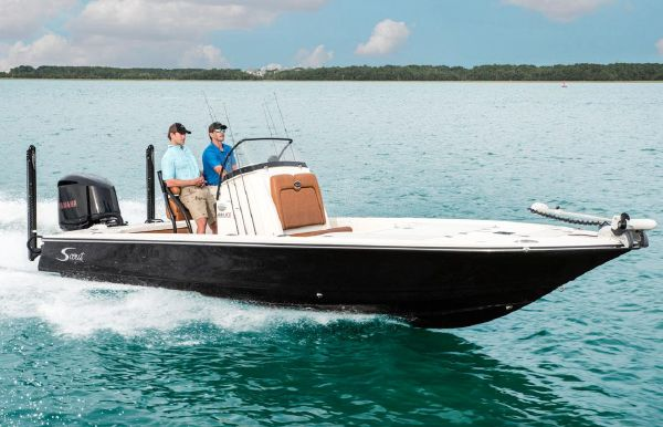 2018 Scout Boats 231 XS