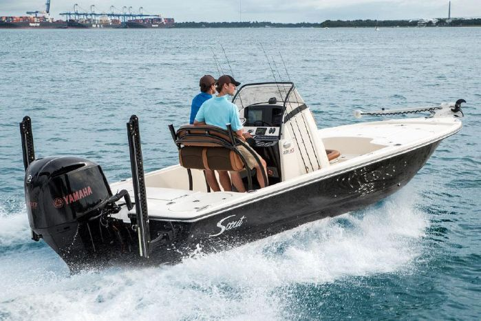 Honda Of Slidell >> 2019 Scout 231 XS - Cypress Cove Boating Center