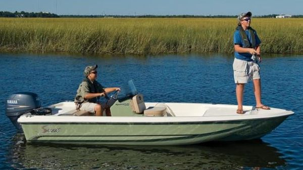 Scout 151 Sportfish Manufacturer Provided Image
