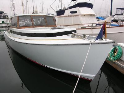1992 Oyster Bay<span>Lobster Boat</span>