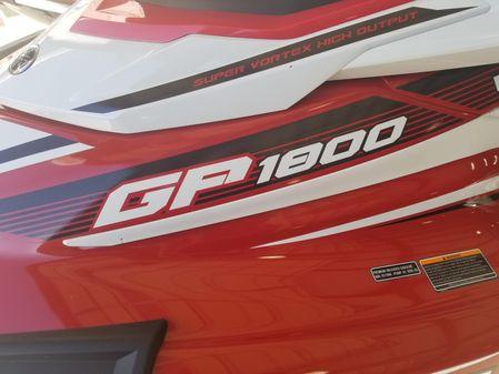 Yamaha WaveRunner GP1800 image