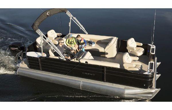 2021 Crest CLASSIC LX FISH 220 C4