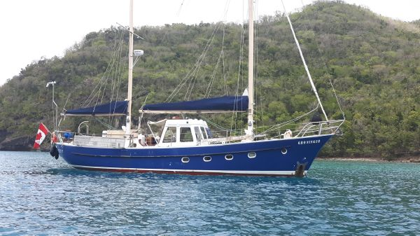 Kerstholt Pilot House Ketch 48