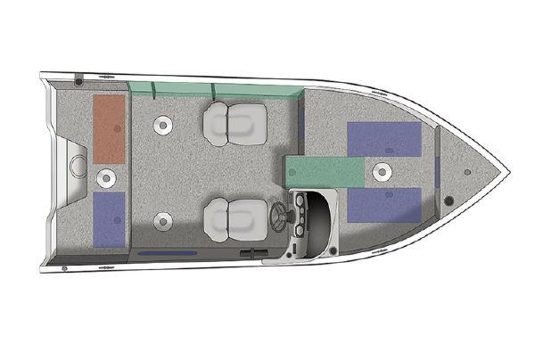 2020 Crestliner 1650 FISH HAWK SE SC