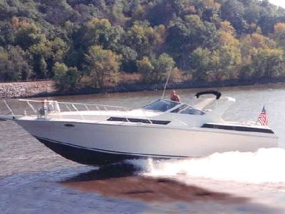 1987 Chris-Craft<span>412 Amerosport</span>