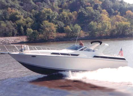 Chris-Craft 412 Amerosport - main image