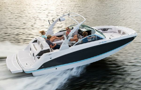 2019 Four Winns HD220 Surf