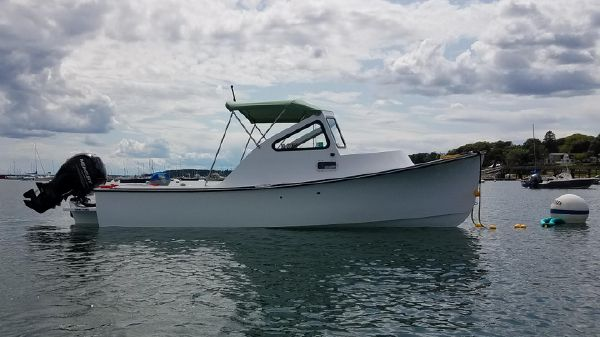 Webbers Cove 22 Softtop Cruiser