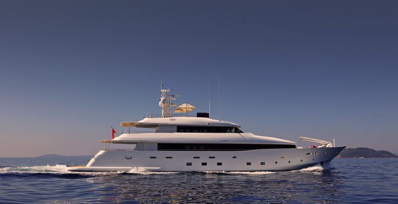 Custom Avangard Expedition Yacht 2014 - main image