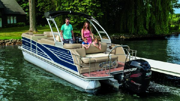 Harris FloteBote Grand Mariner 250/SL