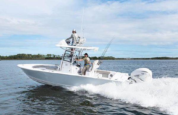 2021 Sportsman Masters 267OE Bay Boat
