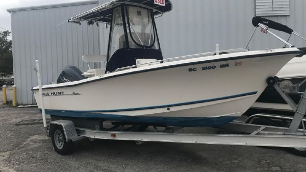 Sea Hunt 202CC