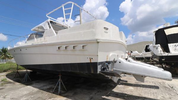 Marine Projects Grampian 50'
