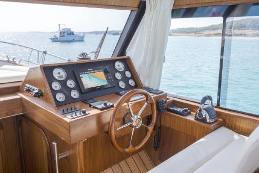Sasga Yachts Menorquin 42 Flybridge image