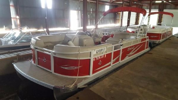 JC PONTOON Spirit 222