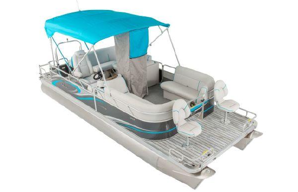 2018 Qwest LS 822 Lanai Sport Cruise