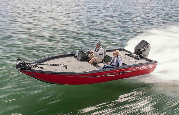 2020 Crestliner 1850 Bass Hawk Bucket