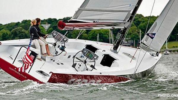 NEB New England Boatworks Nelson Marek ACK 55