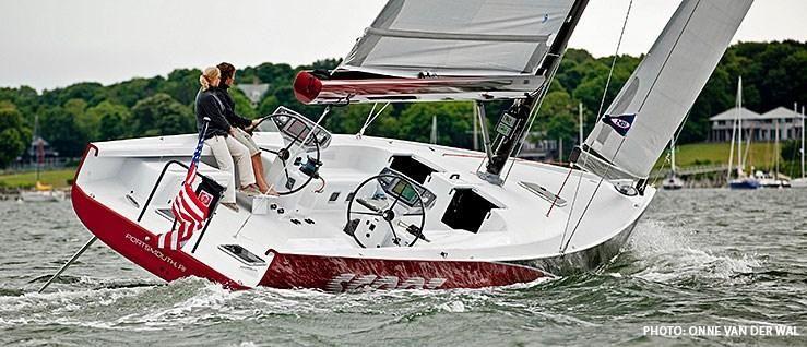2009 NEB New England Boatworks Nelson Marek ACK 55